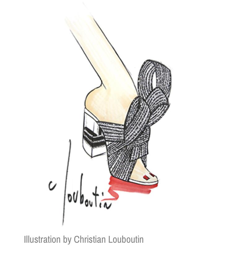 Prix du Conseil de la haute couture 2019 pour le talent artistique de la mode : Christian Louboutin