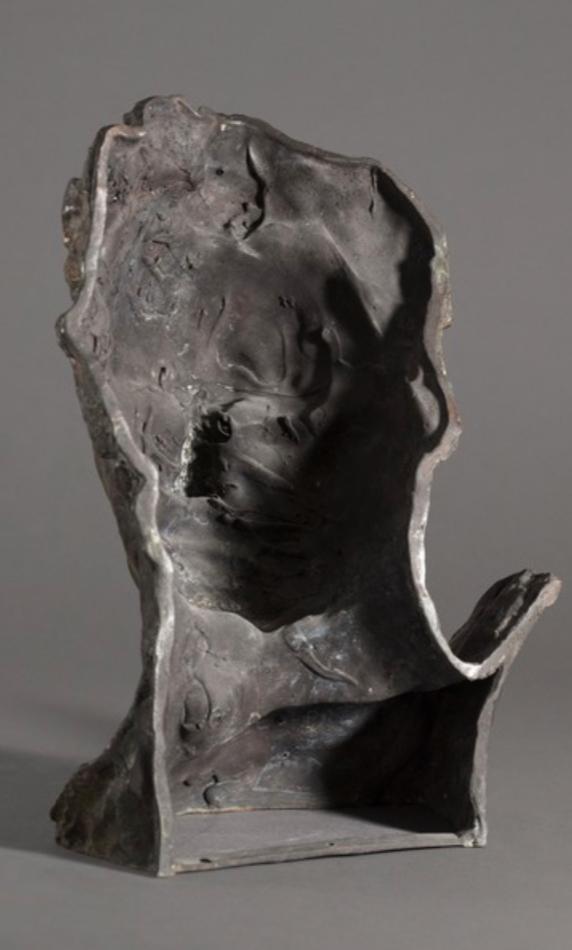 Antoine Bourdelle, Beethoven baudelairien, étude de tête avec épaule, 1905 © Musée Bourdelle/Roger Viollet