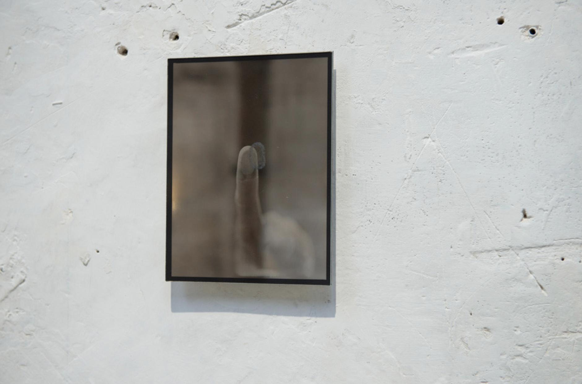 Vue de l'exposition «Immatérialité» – Topographie de l'art.