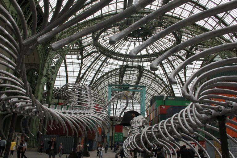 Huang Yong Ping, Monumenta, Grand Palais 2016, courtesy ARTVISIONS