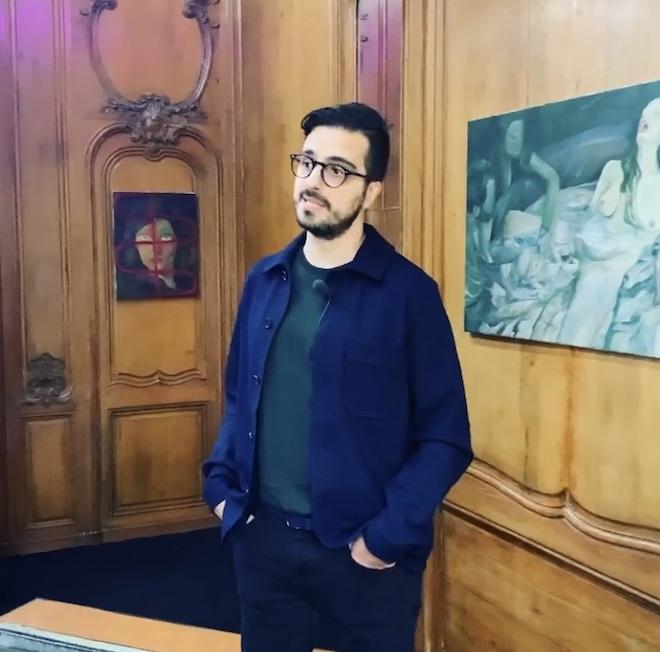 Antoine Lévi, galerie Antoine Levi, Paris, courtesy Artvisions