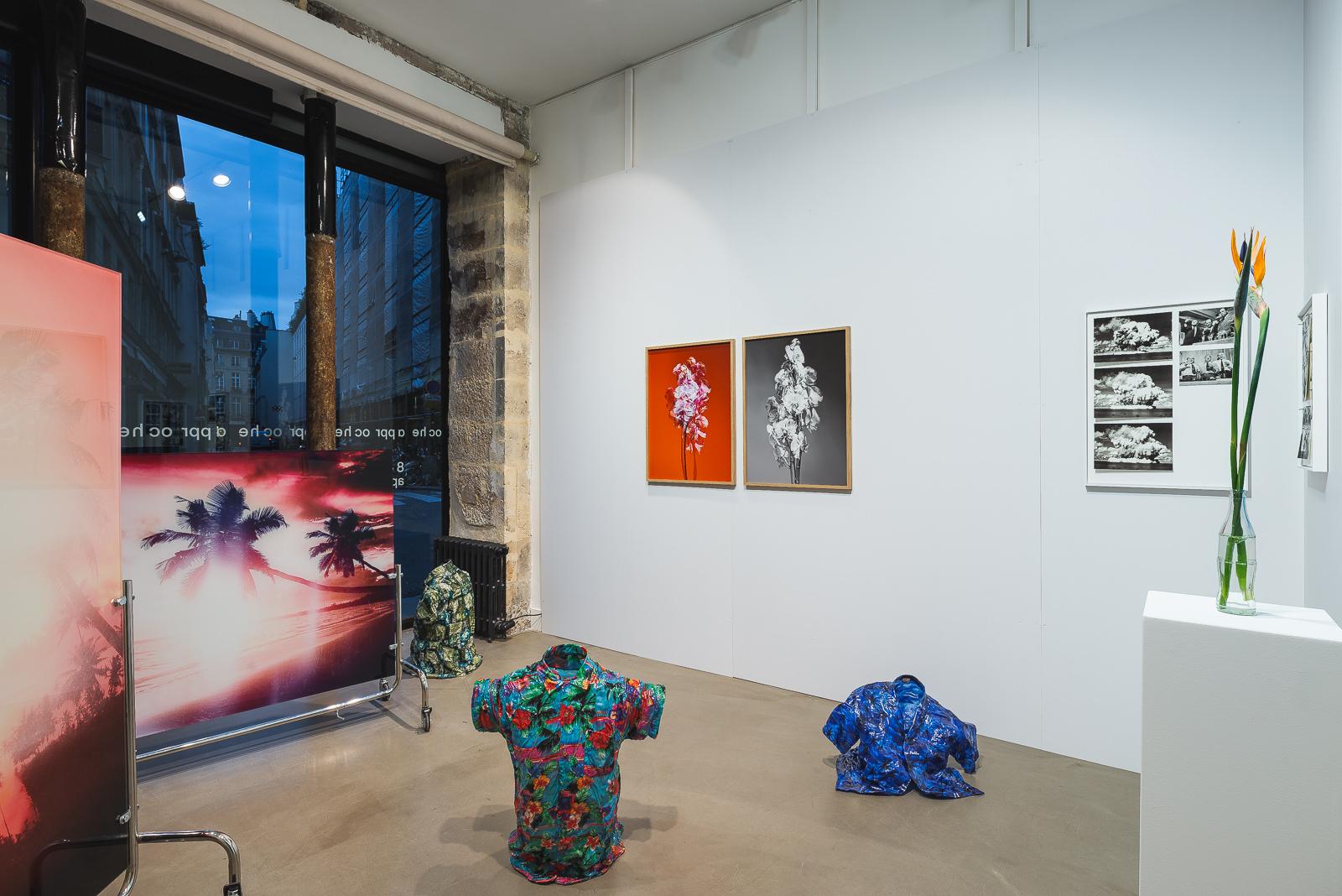 Benoit Jeannet, galerie Eric Mouchet, Approches, Photo © Grégory Copitet