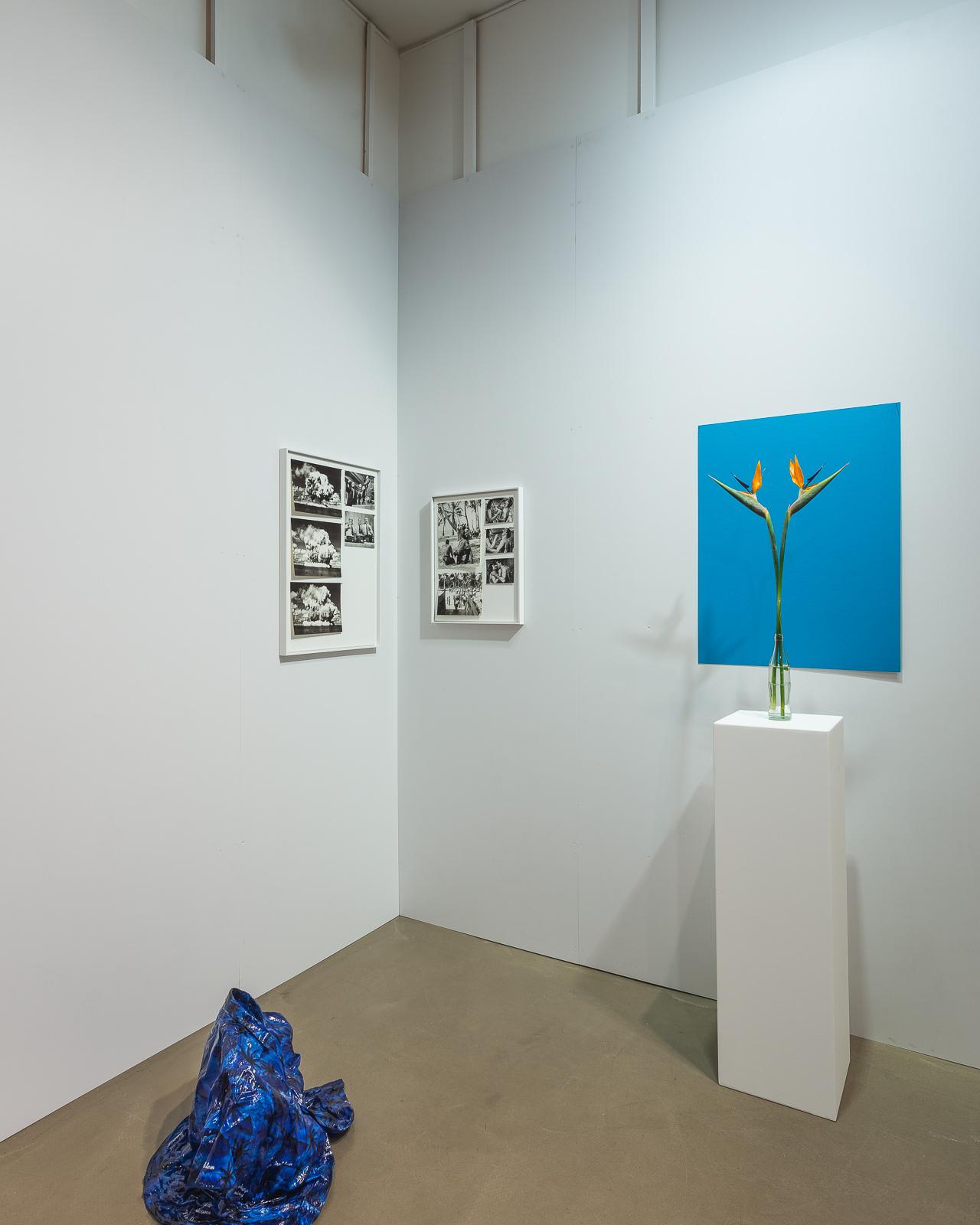 Vue de l'exposition Benoit Jeannet, Approche,  Photo © Grégory Copitet