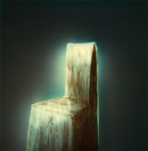 Corinne Mercadier, Photo Courtesy Corinne Mercadier, série Glasstype, 1987