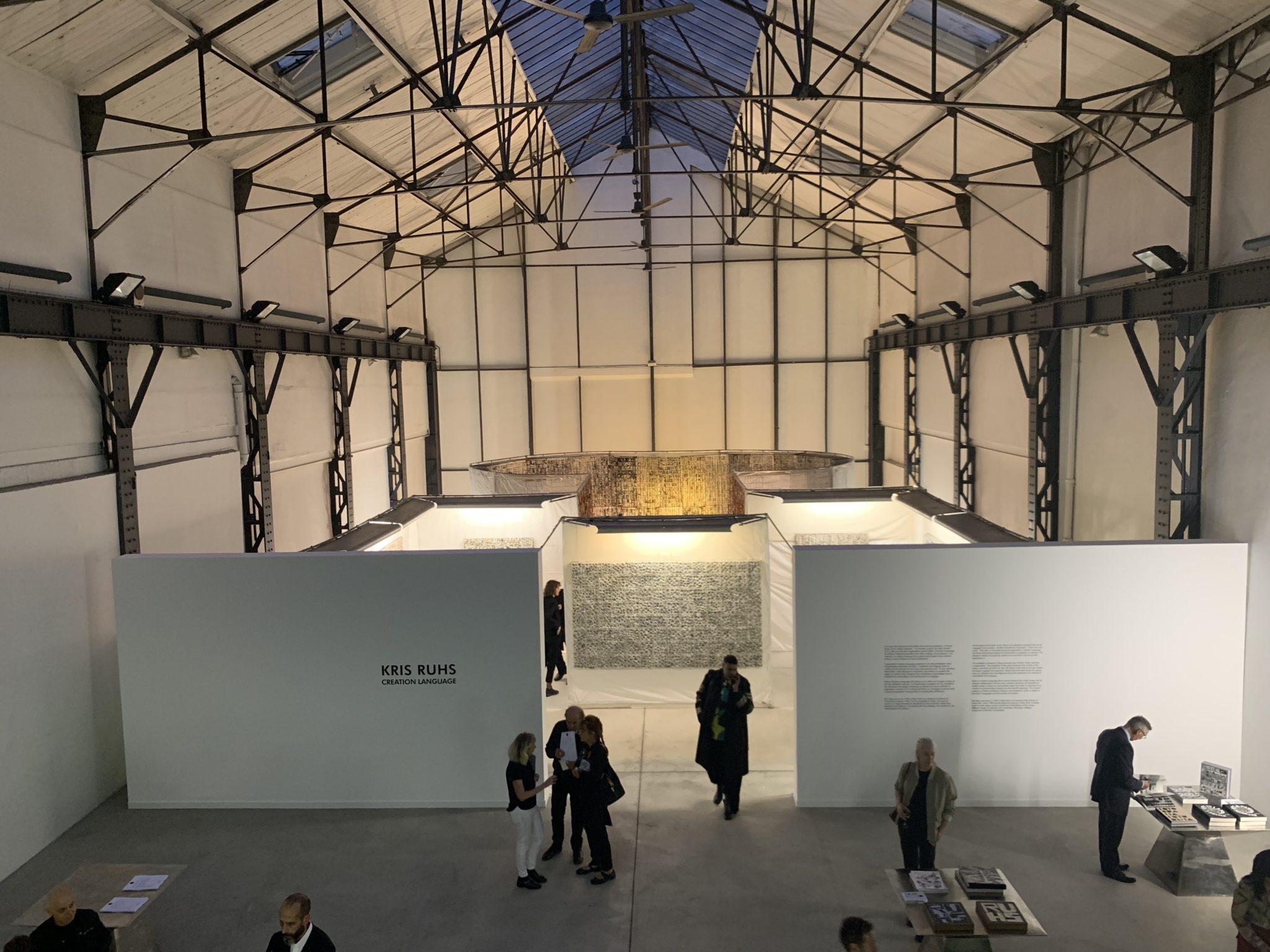 Fondation Sozzani, Exposition Kris Ruhs, courtesy ARTVISIONS