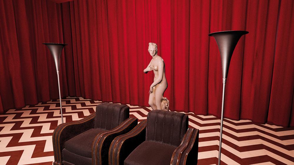 Rencontres Internationales Paris/Berlin 2020, © David Lynch, « Twin Peaks VR Experience »