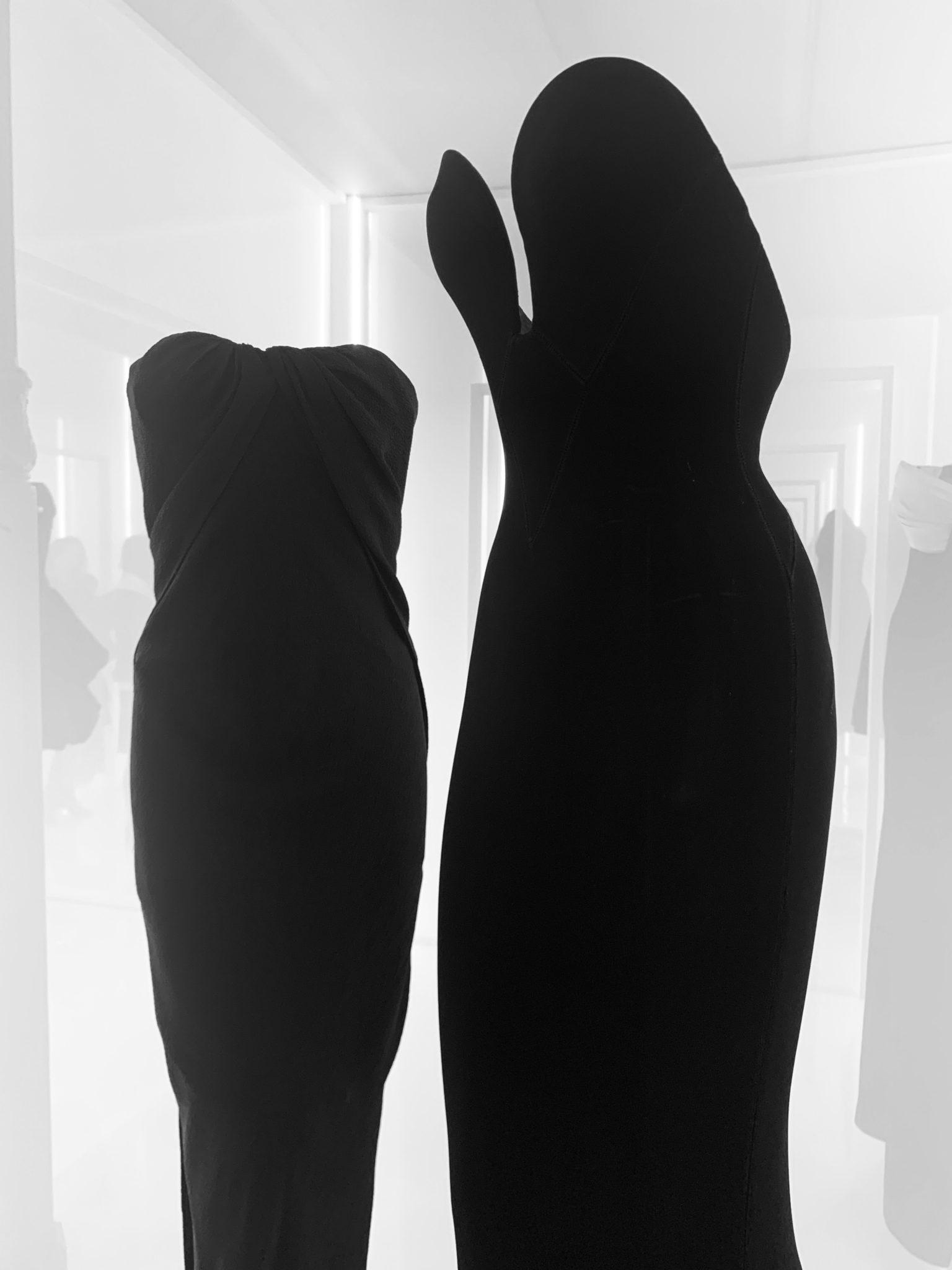 Azzedine Alaïa collectionneur – Alaïa et Balenciaga sculpteurs de la forme, Association Azzedine Alaïa, Paris, Photo ARTVISIONS