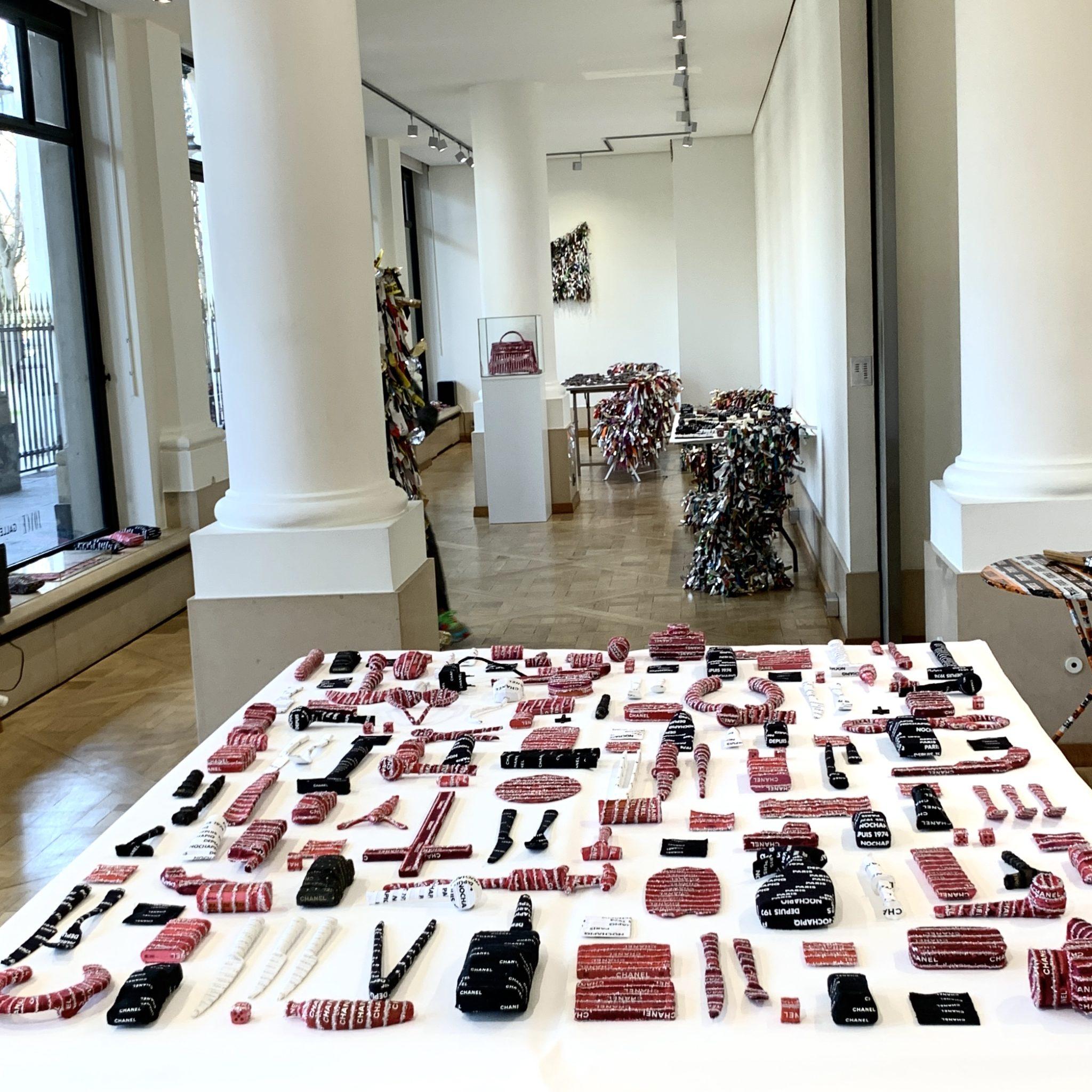 Nochapiq, Paris, Joyce Gallery. Du 22 février au 07 mars 2020, photo artvisions