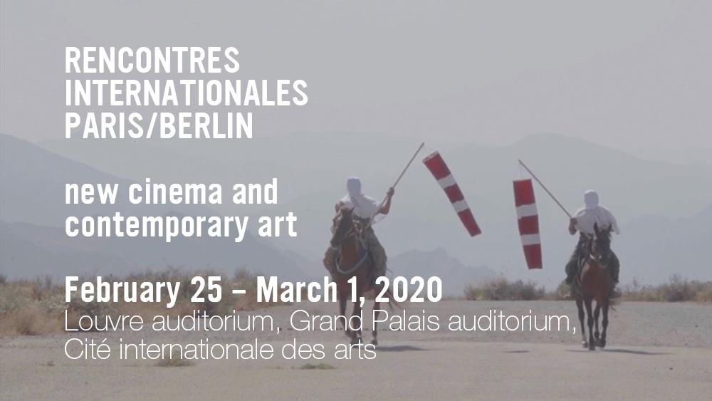 Rencontres Internationales Paris/Berlin 2020 © Felix Kalmenson, A Passage