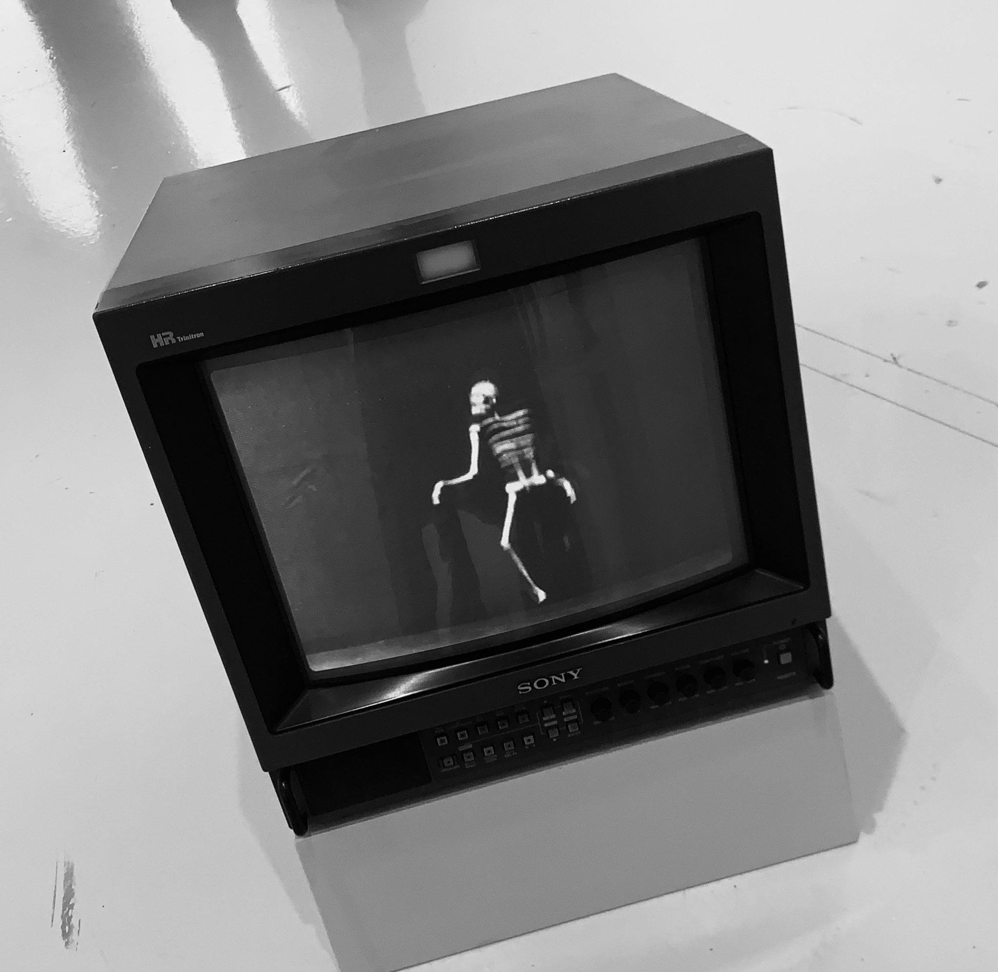 Les Frères Lumière, Vue de l'exposition «Dancing Machine», Frac Besançon, courtesy artvisions2020