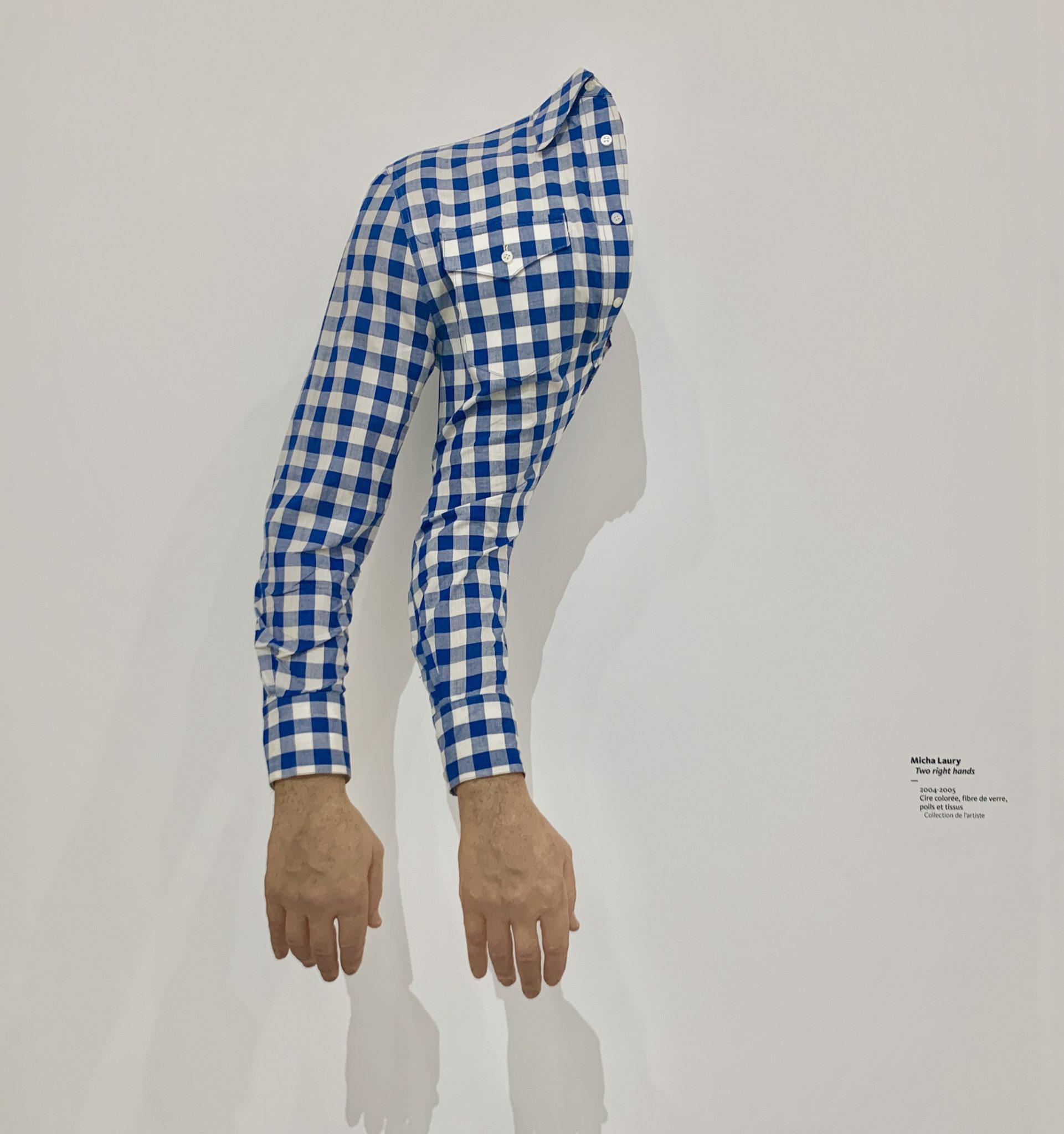 Erwin Wurm, «Untitled (P54) / Untitled (P94) / Untitled (P56), 2018, Polaroïd, Courtesy Galerie Thaddaeus Ropac, Londres, Paris, Salzburg, courtesy artvisions2020.