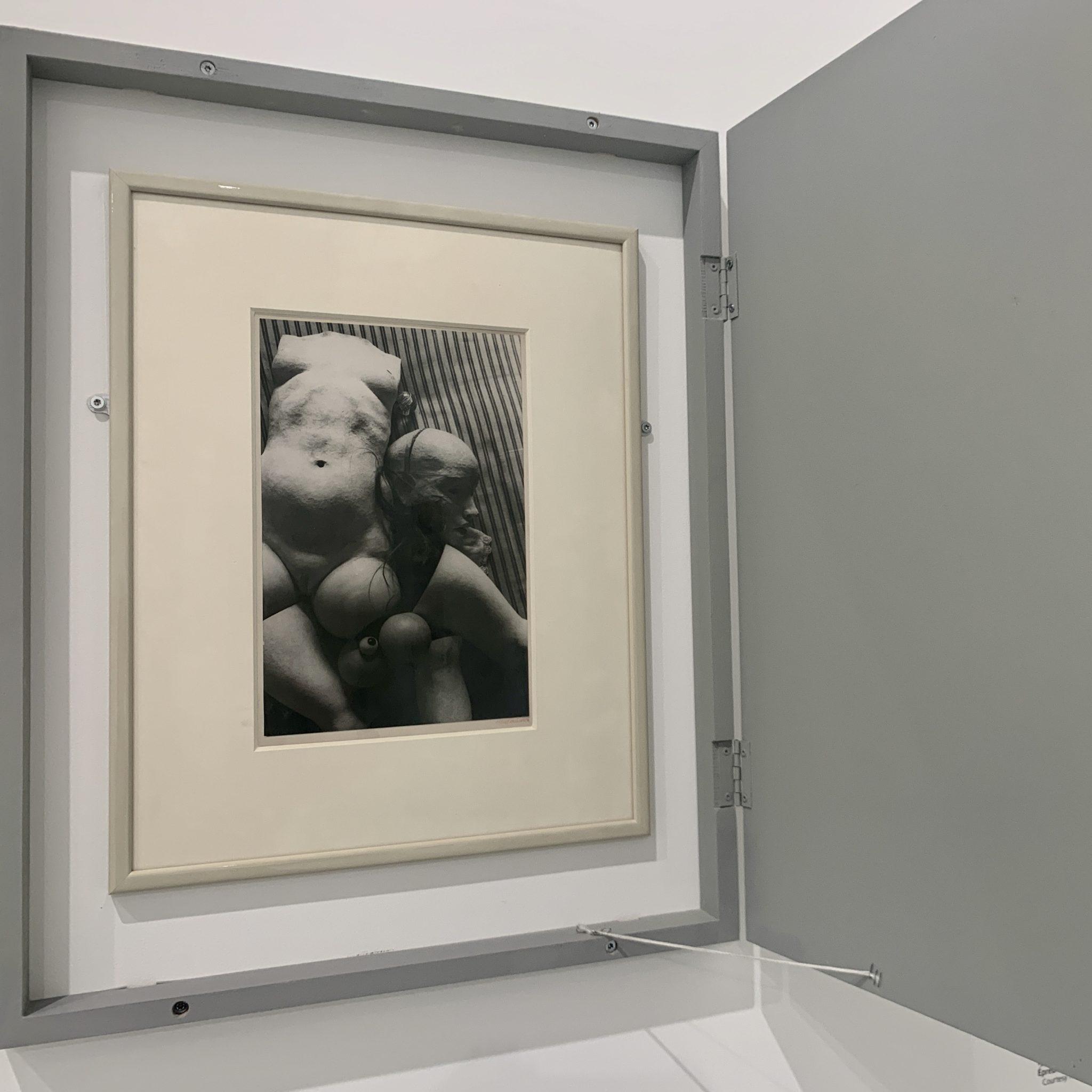 Hans Bellmer, Vue de l'exposition «Dancing Machine», Frac Besançon, courtesy artvisions2020