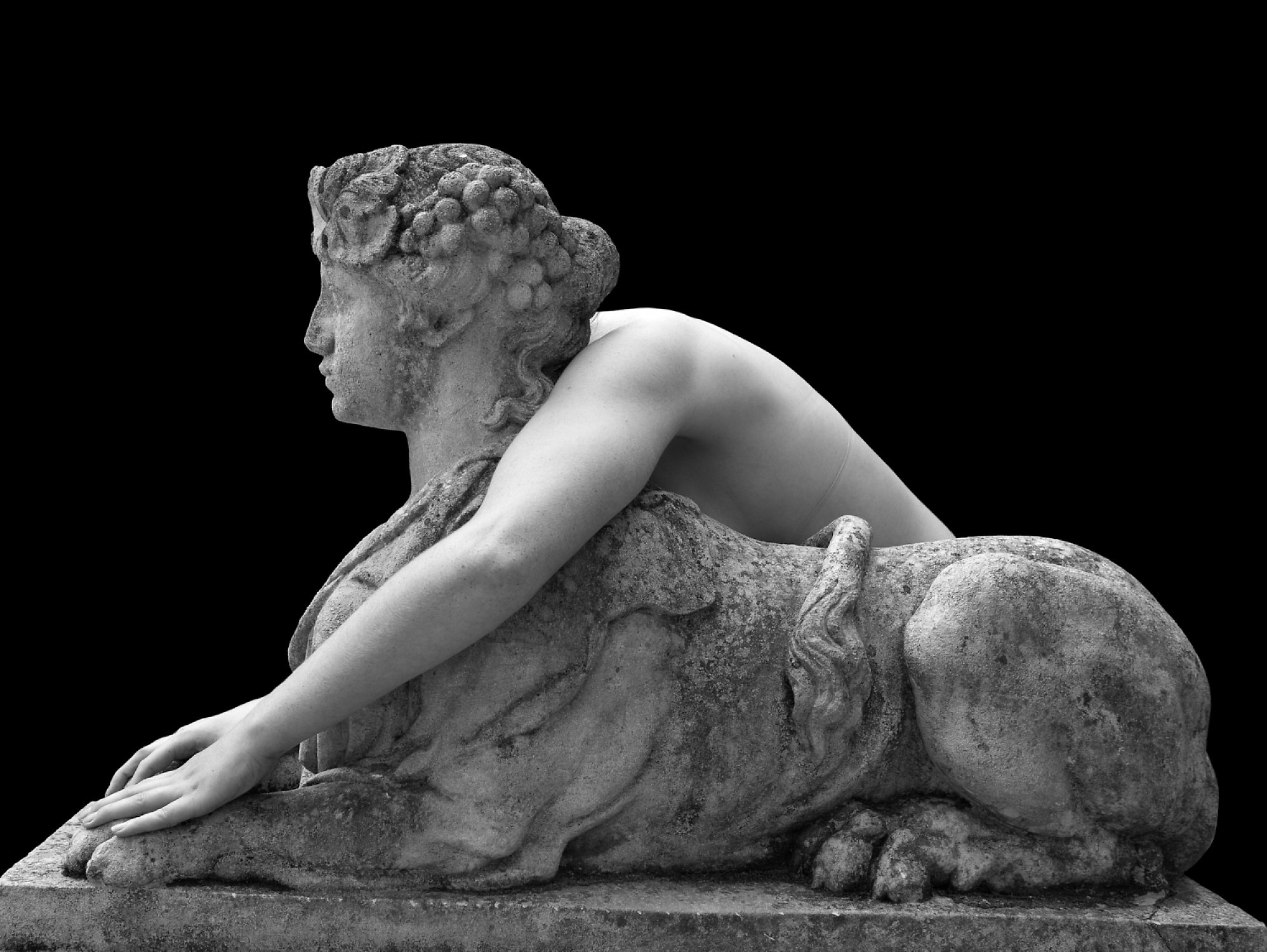 Viviane Sassen, «Venus & Mercury», Huis Marseille Muséum Amsterdam. Courtesy Viviane Sassen 2019.