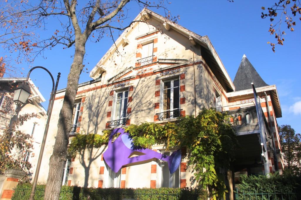 Galerie Louis Gendre, Chamalières. Exposition Anne-Marie Rognon, 2016, photo courtesy Artvisions