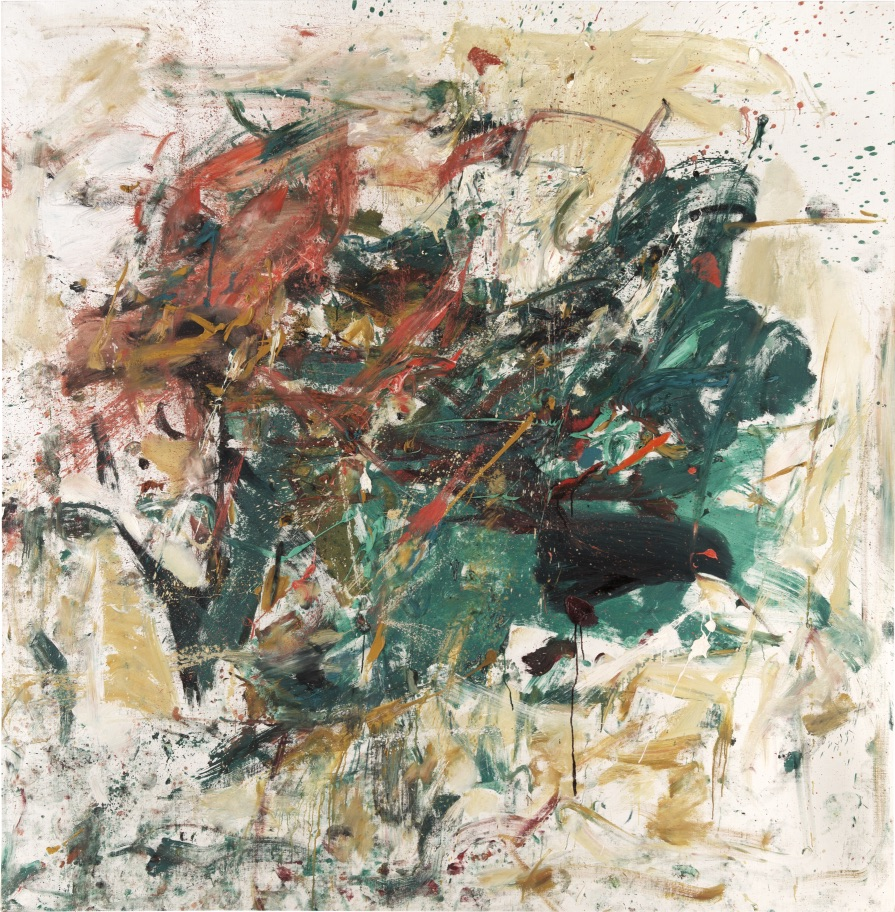 JOAN MITCHELL  Noël,  1961-1962