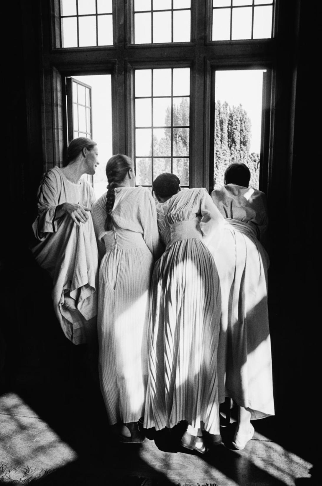 Photographie extraite du livre Un fantôme à l'opéra, Gérad Uféras, Du Collectionneur eds
