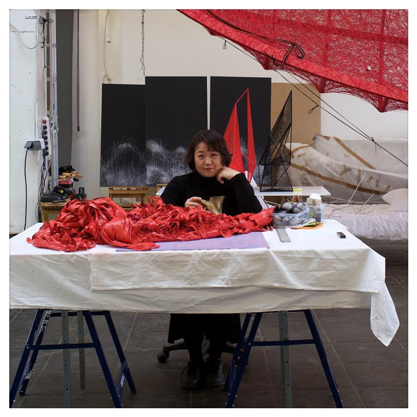 Chiharu Shiota_Portrait_2019_Sunhi Mang 2