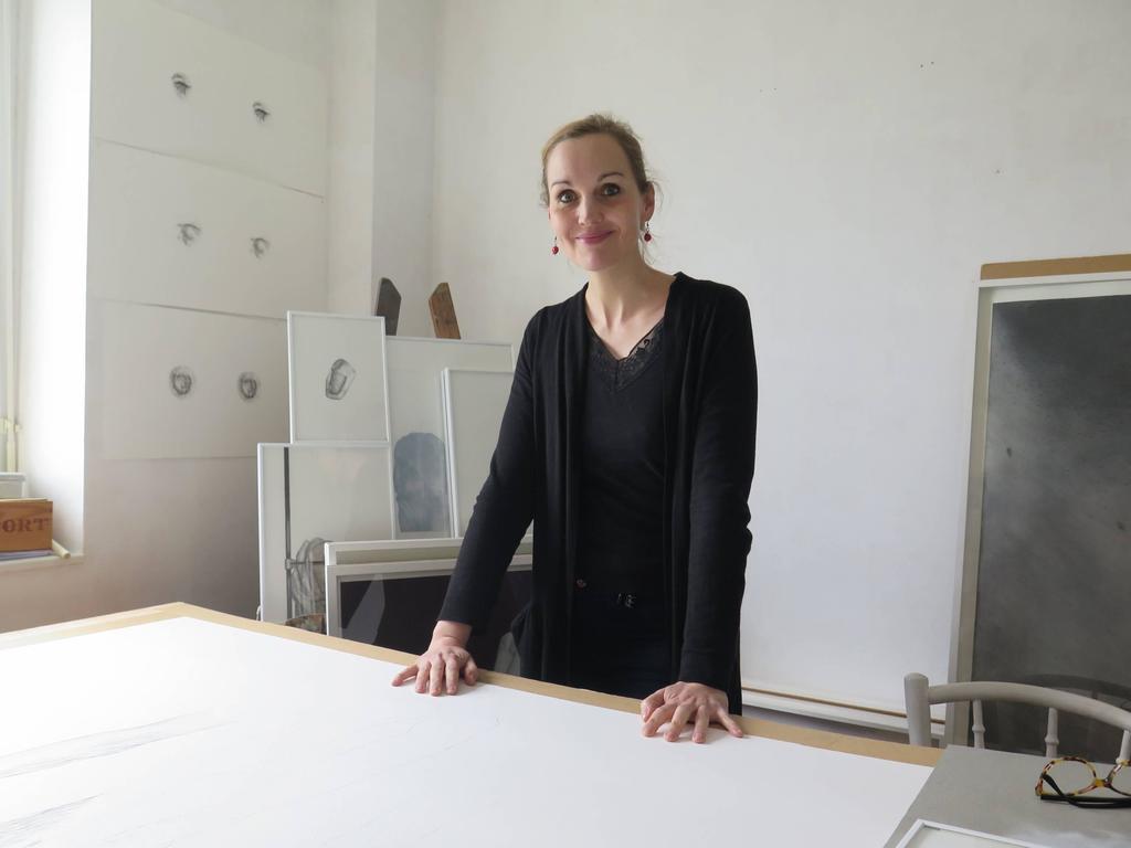 Portrait de Gisèle Bonin