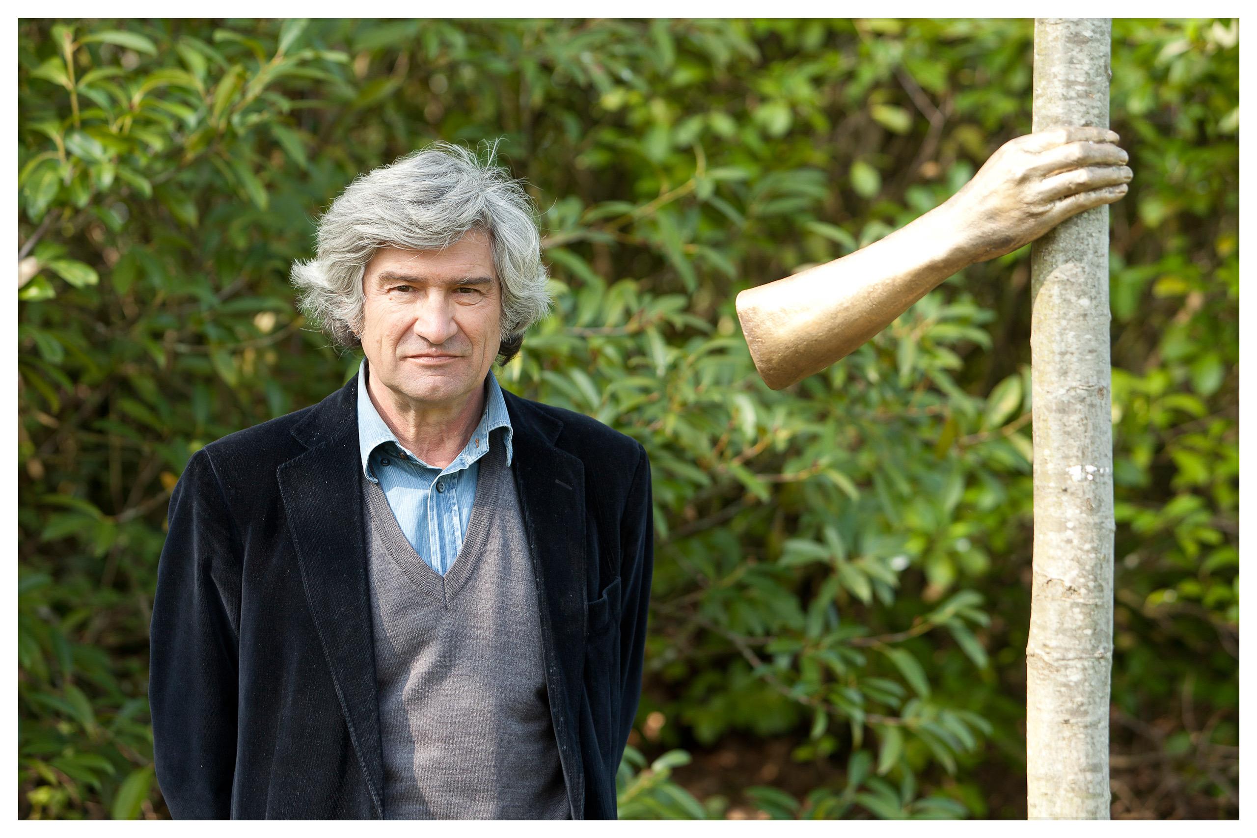Giuseppe Penone au Domaine de Chaumont-sur-Loire, 2012 – © Éric Sander