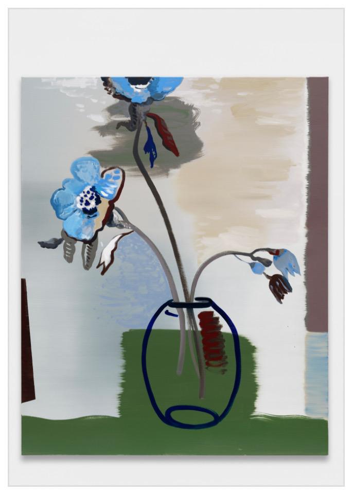 Françoise Pétrovitch Sans titre, 2020 Huile sur toile / Oil on canvas 160 × 130 cm / 63 × 51 1/8 inches No Inv. FP20014 Photo : A. Mole Courtesy Semiose, Paris