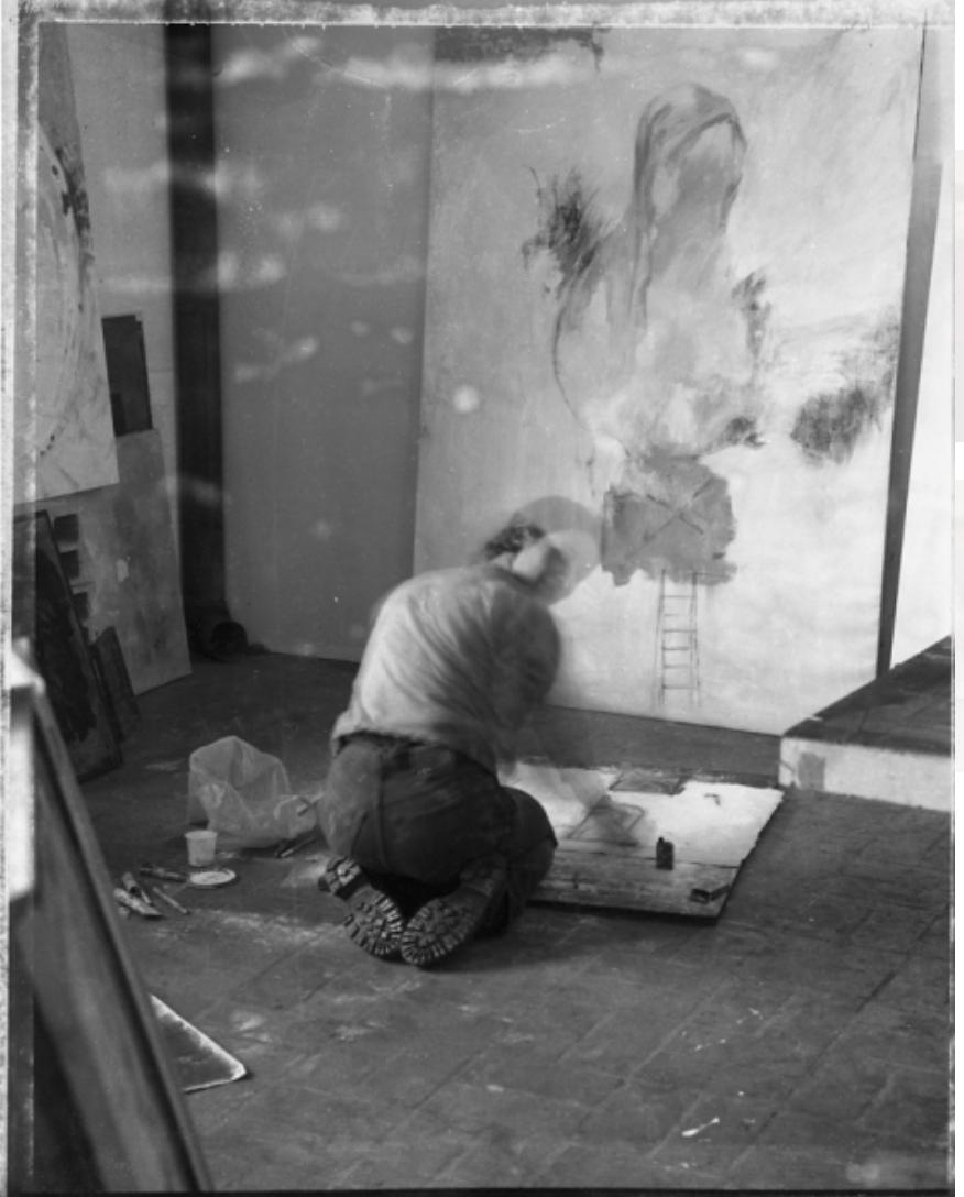 Atelier à la Friche de la Belle de Mai, Marseille 1996 – © Alfons Alt Prev | 2/17 | Return | Next