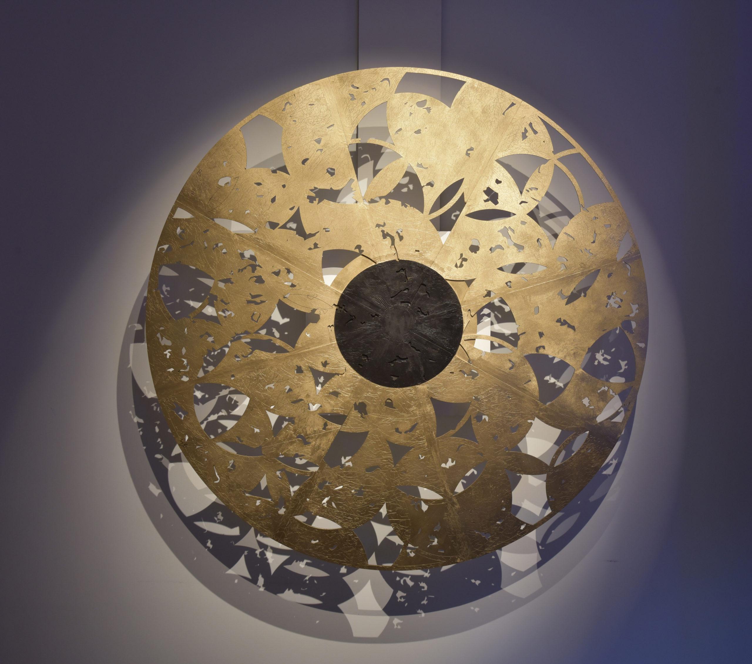 Harmonices Mundi», Oscillation Intérieure 160 cm de diamètre