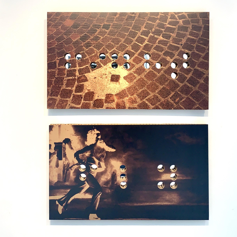 Frank Perrin. Courtesy Frank Perrin.»Mauvaises graines», Paris, 22, rue Visconti. Du 18 au 22 septembre 2020. Photo artvisions.
