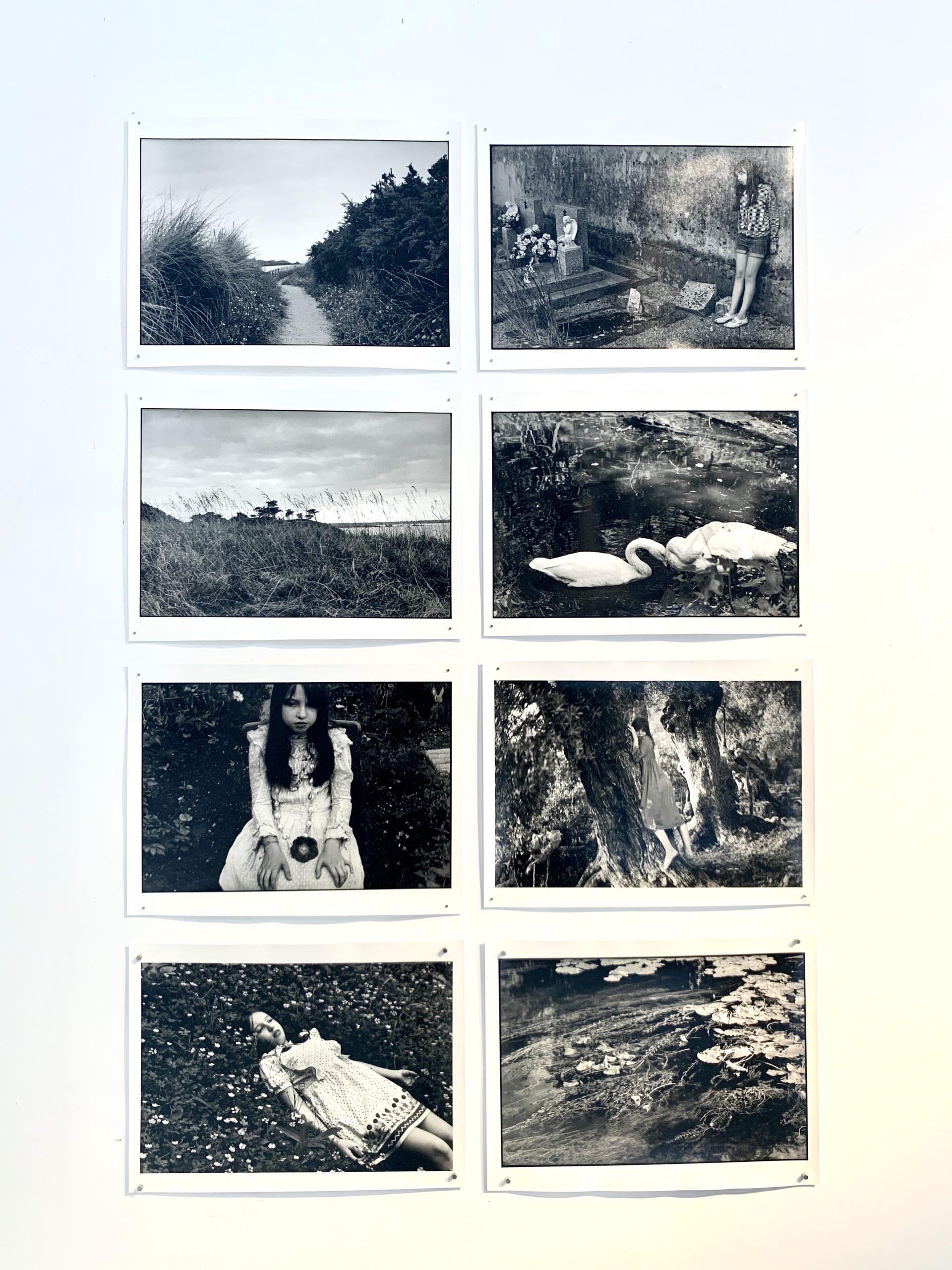 Gil Lesage, photographies.»Mauvaises graines», Paris, 22, rue Visconti. Du 18 au 22 septembre 2020. Photo artvisions.
