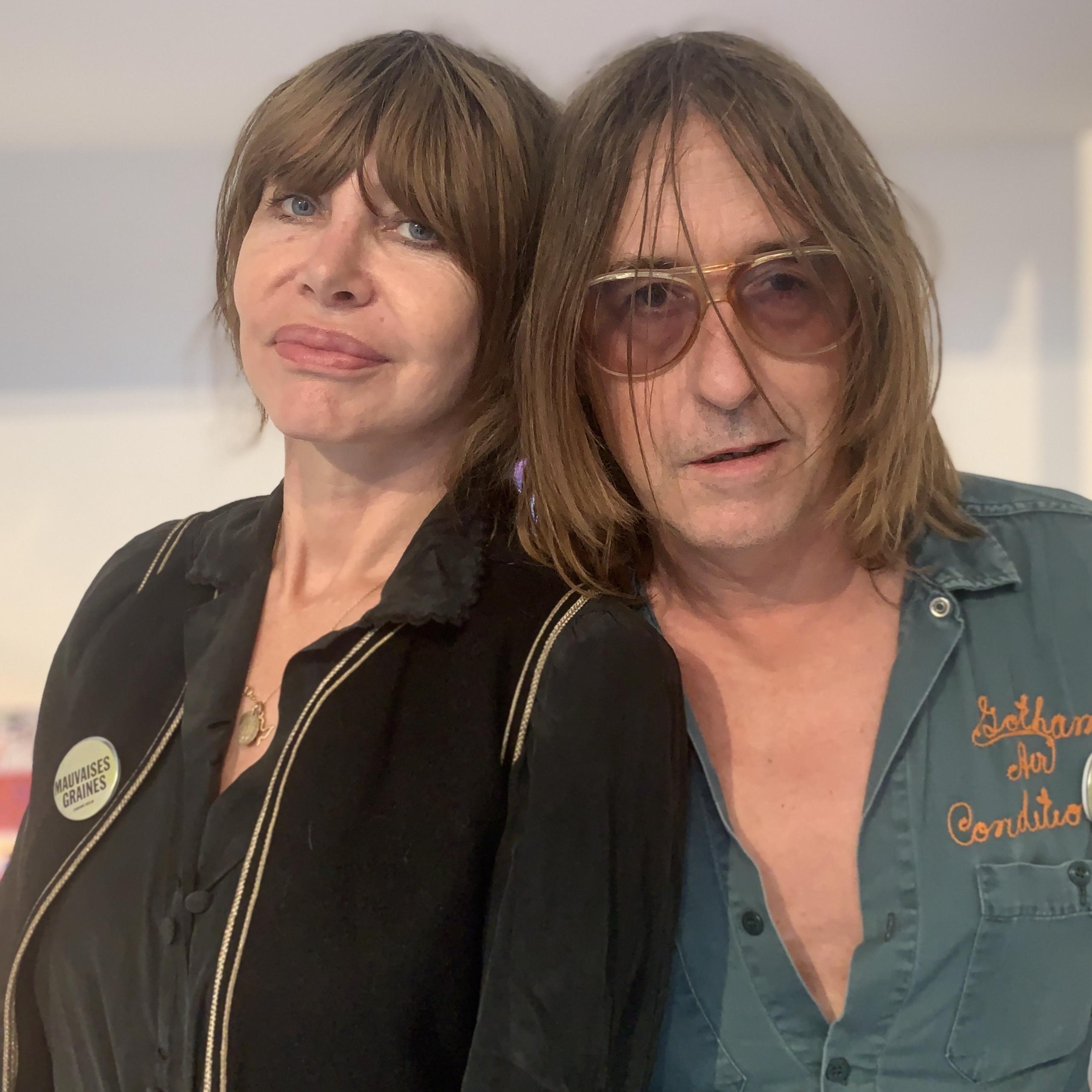 Gil Lesage et Pierre Emery. «Mauvaises graines», Paris, 22, rue Visconti. Du 18 au 22 septembre 2020. Photo artvisions.