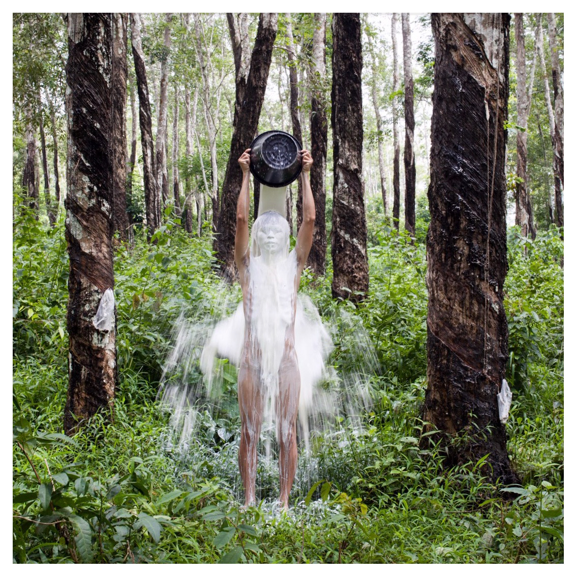 Khvay Samnang, Rubber Man, 2014, Digital C-Print, 80 x 120 cm Edition of 3 & 1AP, 120 x 180 cm Edition of 4 & 1AP (3) 2