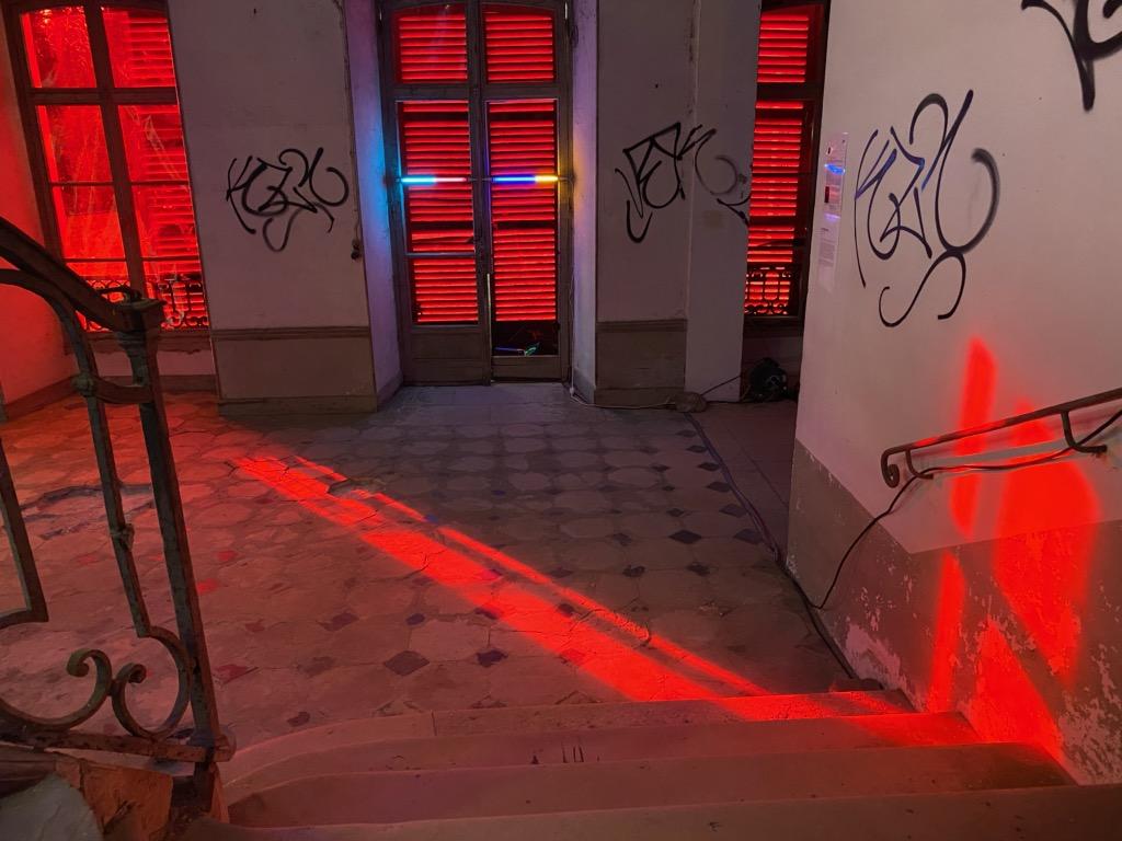 GARDEN PARTY URBEX installation Nathalie Junod Ponsard 6 credit Nathalie Junod Ponsard 2020