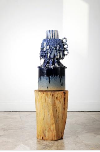 Pernille Pontoppidan Pedersen, courtesy galerie Maria Lund.