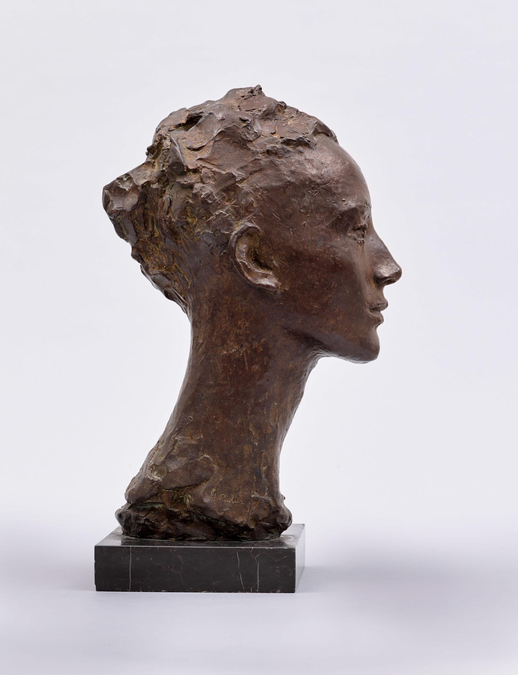 Germaine Richier La Regodias 1938, Epreuve en bronze fonte Ö la cire perdue M. Pastori 40x17x27cm Galerie MALAQUAIS (2)
