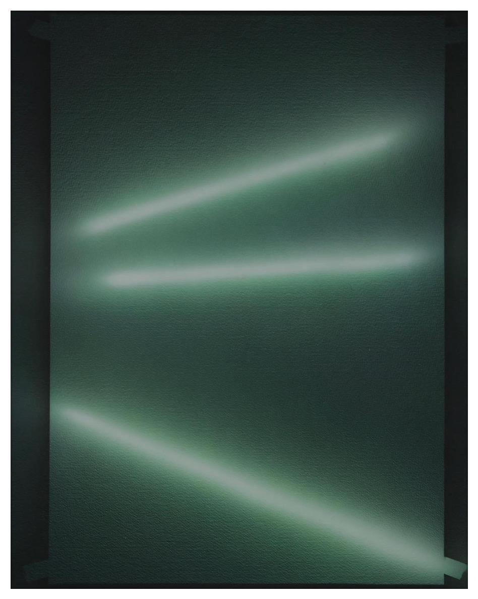 Nicolas Delprat, «Put back 2» acrylique sur papier 56 x 77 cm 2018 (avec encadrement 62,5 x 83 cm) prix sur demande