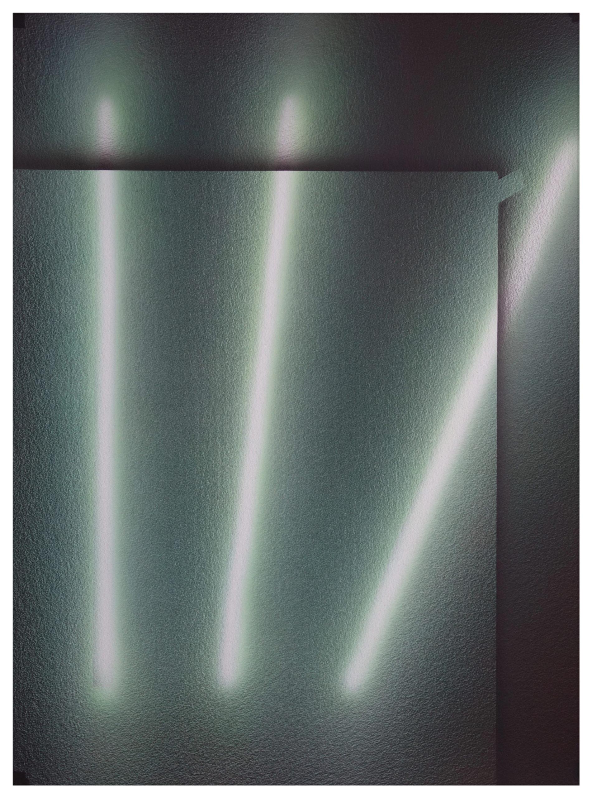 Nicolas Delprat, Dan, Put Back 4 acrylique sur papier 77×55,7 cm 2018, courtesy Nicolas Delprat