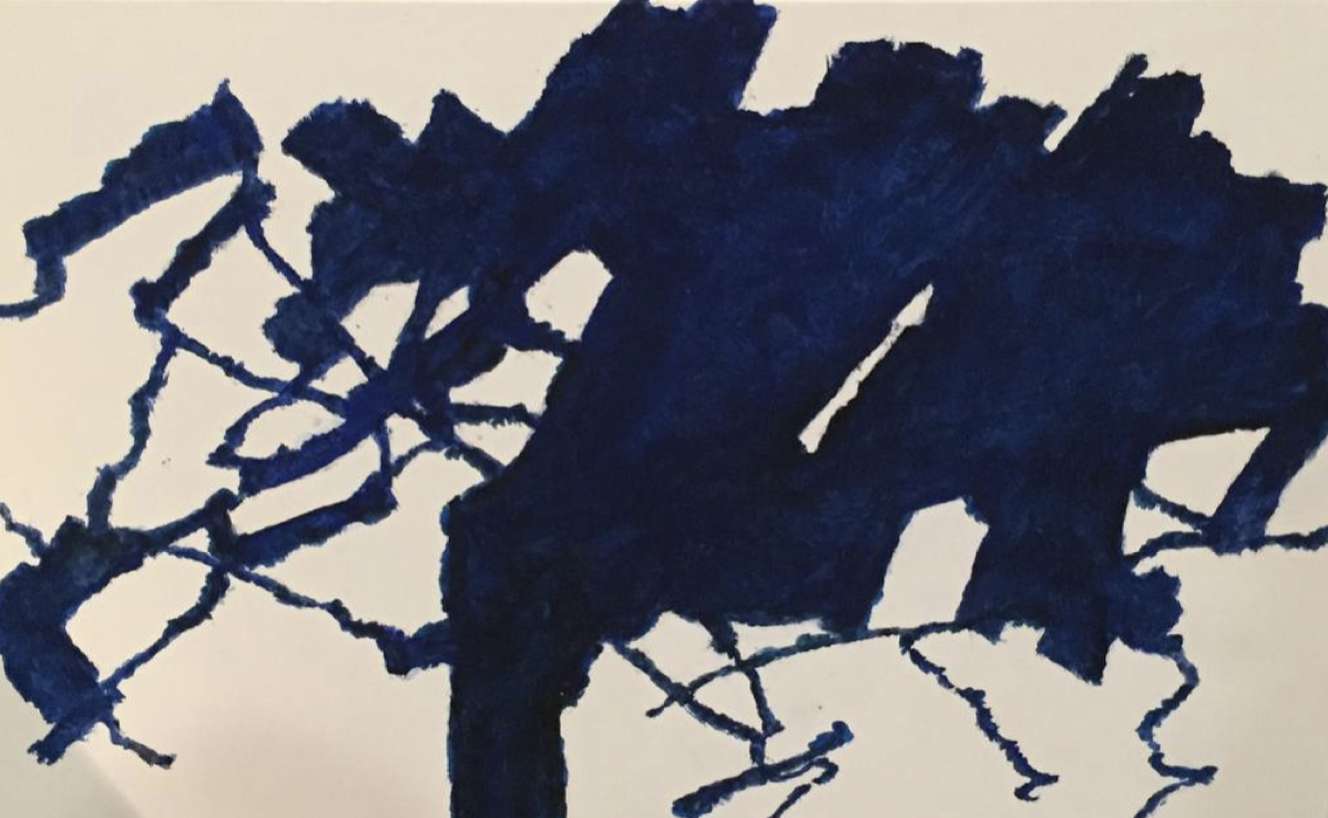 ALEXANDRE HOLLAN Garde de St. Jean d'Aumières (2020) acrylique sur toile – H 60 x L 92 cm   ALEXANDRE HOLLAN Garde de St. Jean d'Aumières (2020) acrylique sur toile – H 60 x L 100 cm ALEXANDRE HOLLAN Le Garde de Saint Jean (2018) Acrylique sur toile – H 115 x L 160 cm