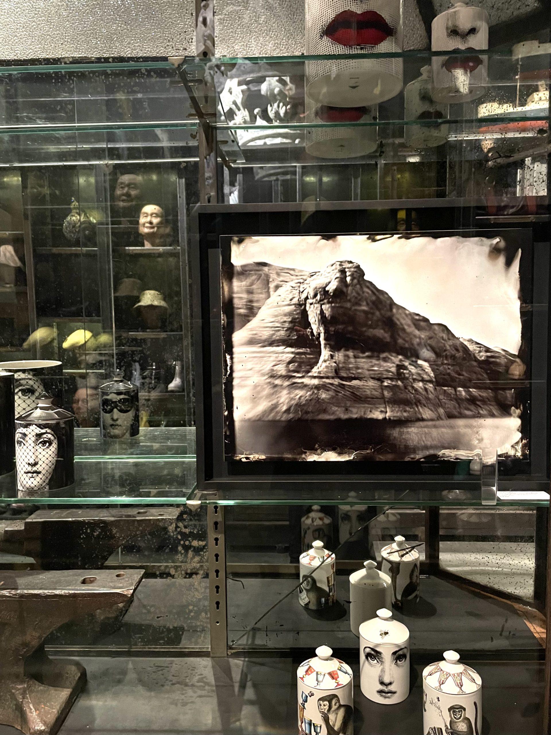 Vue de l'exposition In Si(ght), L'Eclaireur., courtesy Alice Randazzo