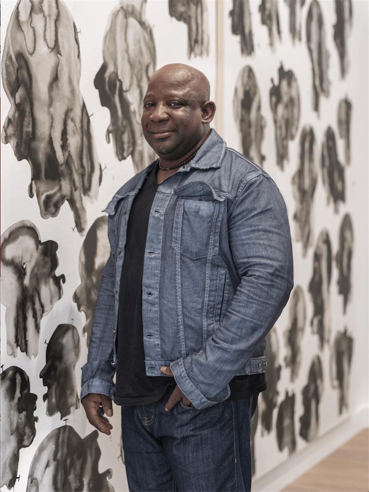 Barthélémy Toguo, courtesy galerie Lelong Paris