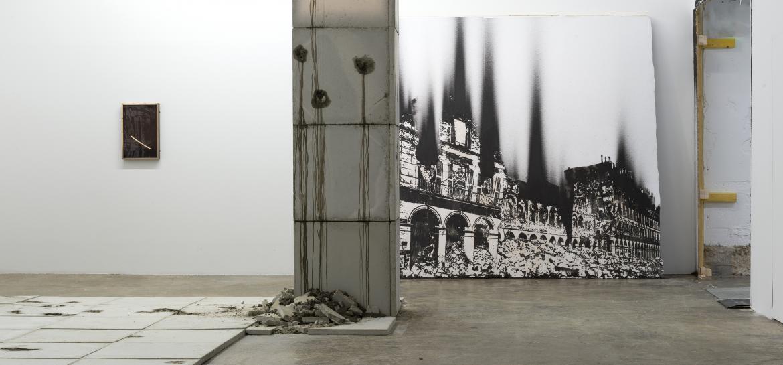 Nicolas Daubanes, «L'huile et l'eau», Paris, Palais de Tokyo. Du 20/02 au 13/09/2021