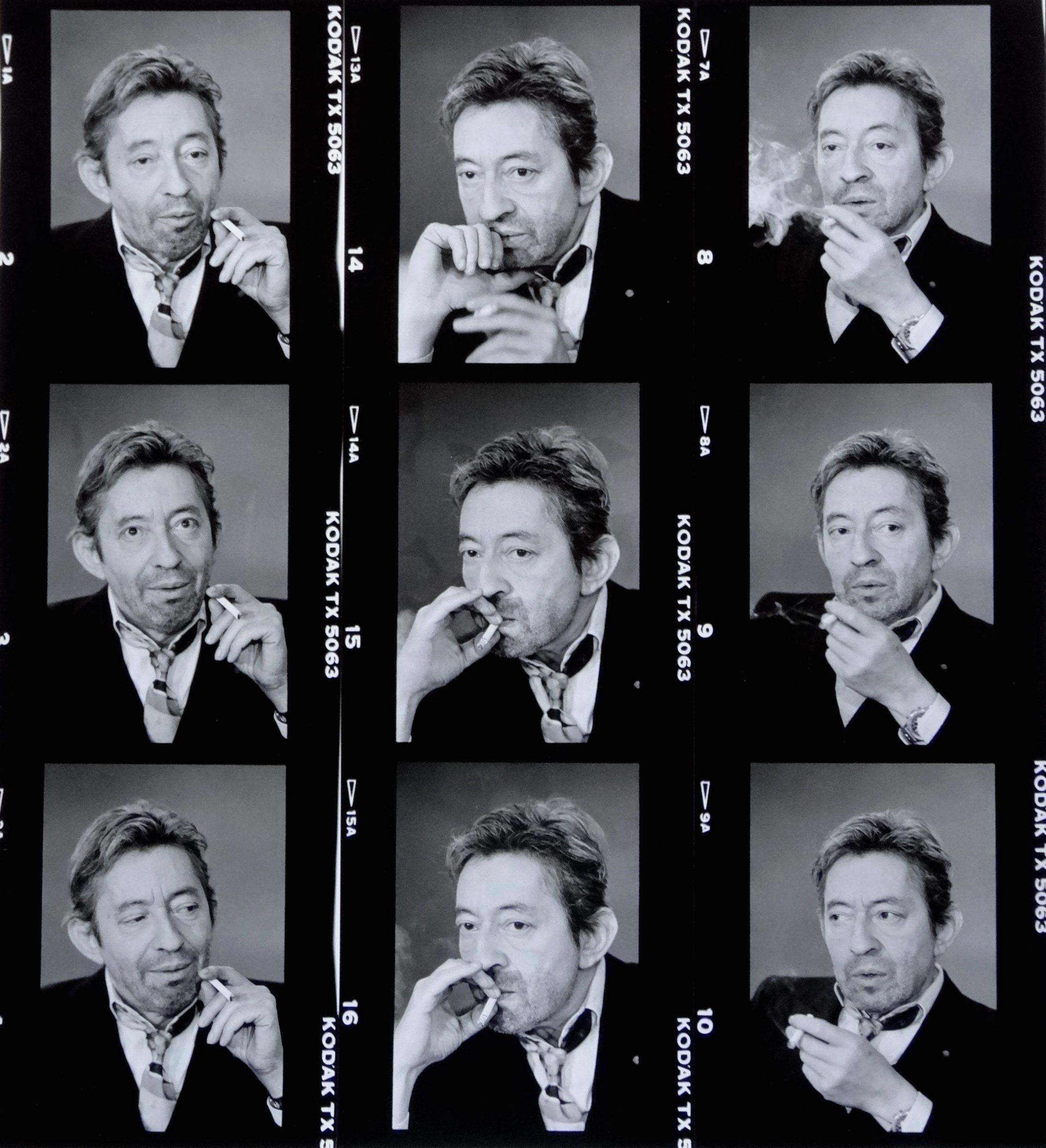 Michel Giniès – 9 fois Gainsbourg – Studio – 1987