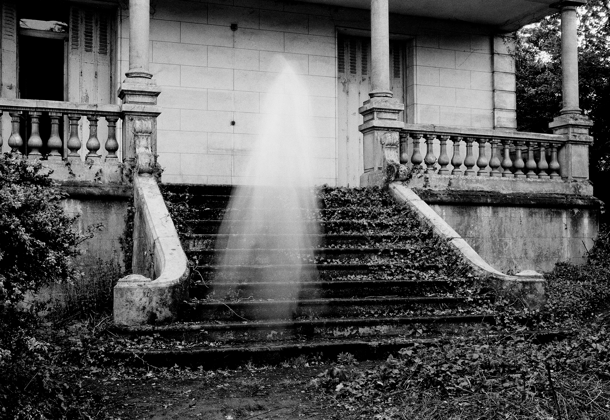 SONNIER-Paloue en fantôme, rue Boileau