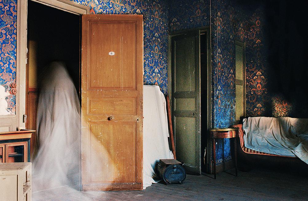 Sonnier-Le fantôme de la chambre 8